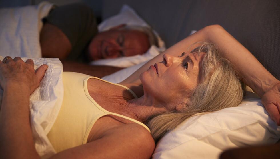 Søvnvansker kan behandles med nytt legemiddel