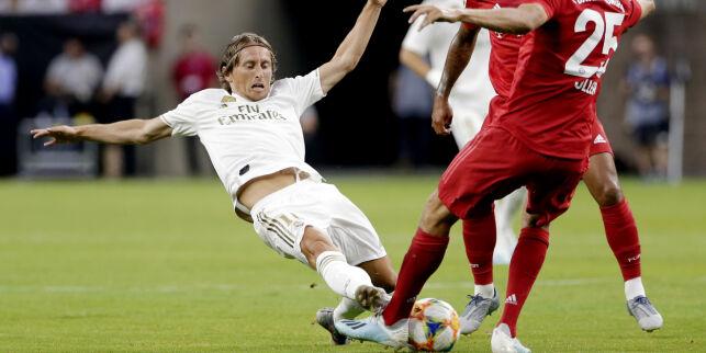 Real Madrid skyver ned Manchester United fra tronen