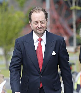 FORNÆRMET: Mangemilliardær og Norges femte rikeste, Kjell Inge Røkke. Foto: Lise Åserud / NTB scanpix