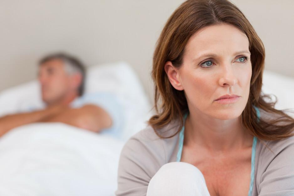 GODE RÅD: Det er mange tegn som kan fortelle deg at parforholdet ditt er på vei mot stupet. Virkelig fare er det dersom dere har begynt å leve parallelle liv. Men det finnes håp. I denne saken gir parterapeutene sine beste råd. Foto: Shutterstock / NTB scanpix