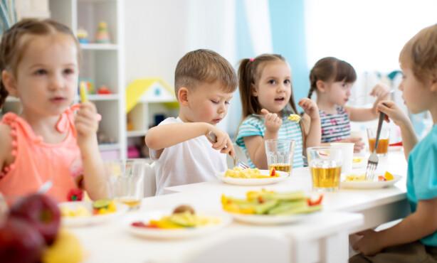 TILFELDIGHETER: Det holder ikke at læreren selv er glad i mat eller liker å lage mat, skriver kronikkforfatterne. De mener tilfeldigheterne råder i mat- og helsefaget. Foto: Shutterstock / NTB Scanpix