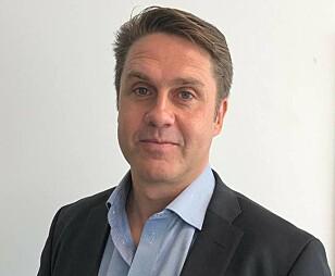 LEI: Norden-sjef i Royal Caribbean, Geir Kronbæck, er lei av kritikken cruisenæringa får. Foto: Royal Caribbean.