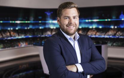 LETTELSE: Viasat-ekspert Petter Veland tror Barcelona-supporterne er lettet over utfallet av presidentvalget.