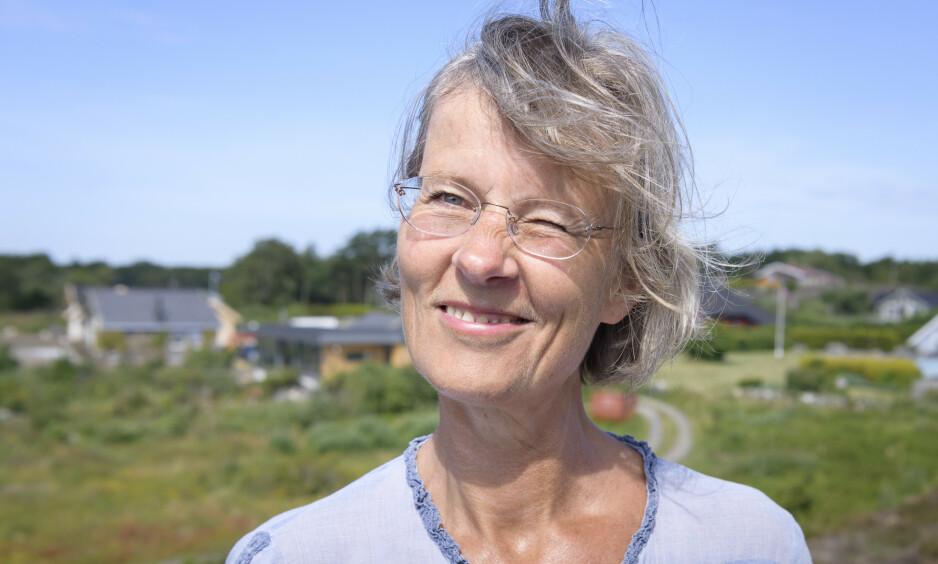 UFORLØST: Hjorths roman er spennende, men handlingen kunne med fordel vært mer konsentert, skriver Cathrine Krøger. Foto: Lars Eivind Bones