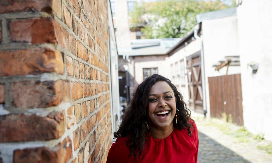 VILLE IKKE BLI VARAORDFØRER: Men i dag liker Kamzy Gunaratnam jobben sin så godt at hun ikke ønsker å ta steget opp som ordfører. Foto: Frank Karlsen / Dagbladet