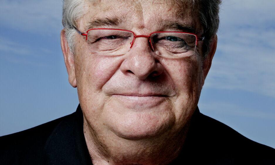 GÅTT BORT: Den tidligere Dagbladet-spaltisten Jesper Juul er død. Foto: Lars Myhren Holand / Dagbladet