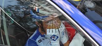 Her forlater Tour de France-giganten rittet i tårer