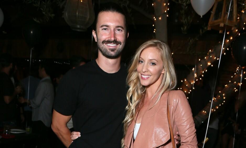 BRUDD: I fjor ble det kjent at Brandon og Leah Jenner skulle skilles, etter seks år som rette ektefolk og 14 år som kjærester. Nå har de bestemt seg for hvordan verdiene skal fordeles. Foto: NTB scanpix