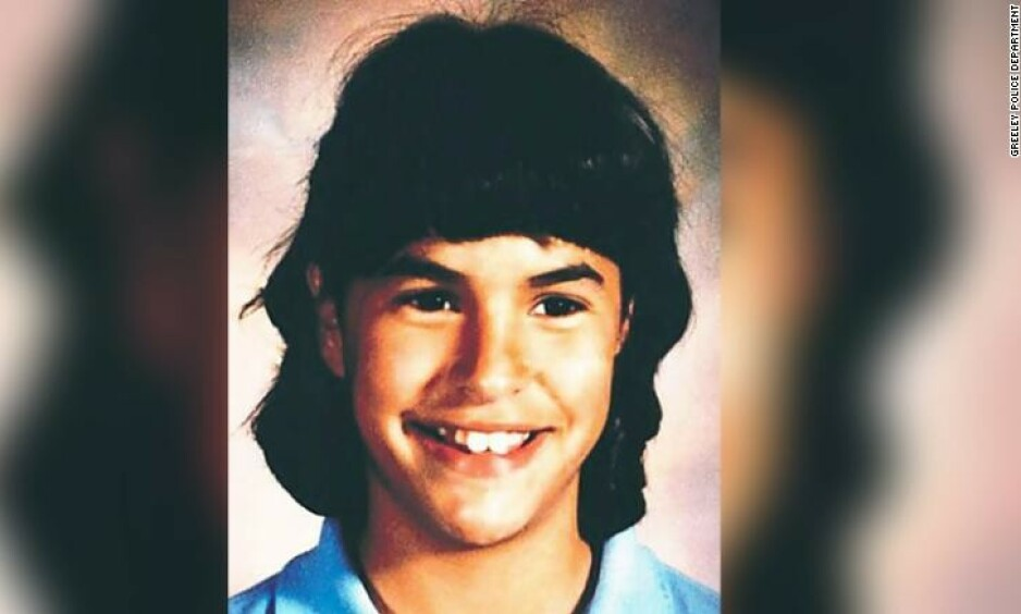 FORSVANT: 12 år gammel forsvant Jonelle Matthew fra sitt hjem i Colorado i USA. Nå har familien fått nye svar. Foto: Greeley Police Department / CNN