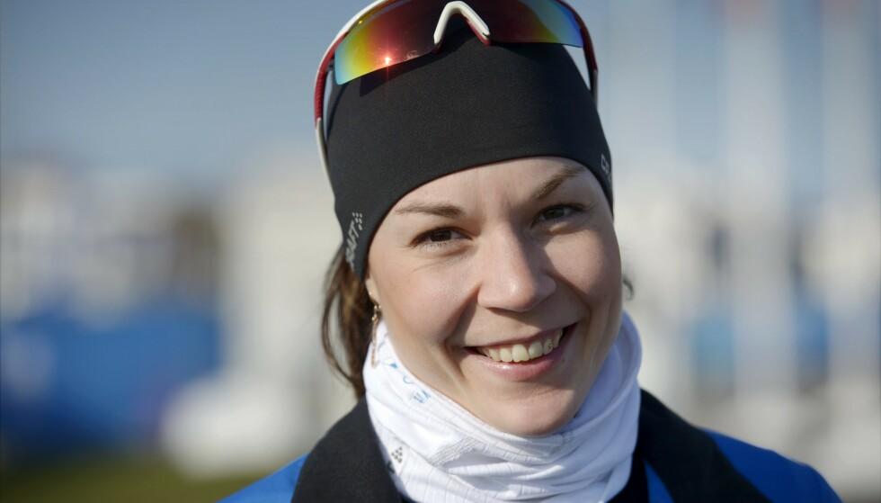 LANGRENNSLØPER: Mona-Liisa Nousiainen hadde en suksessfull karriere. Foto: LEHTIKUVA / Antti Aimo-Koivisto