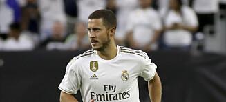 Hazard-vekt skaper harme i Madrid: - Overvektig