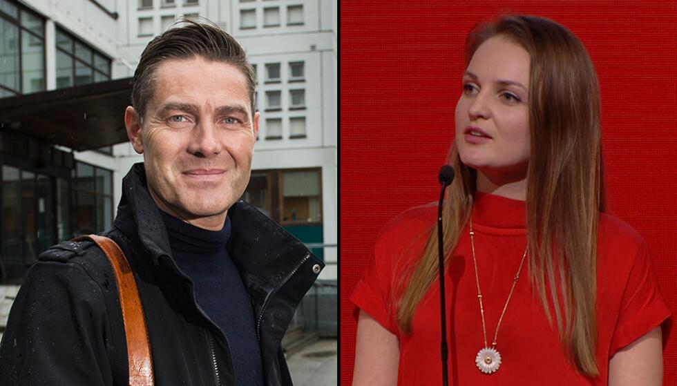 OMKOM: Eivind Olav Kjelbotn Evensen og Ap-ordfører Ingrid Aune omkom i båtulykken i Namsos. FOTO: PÅL MORTEN SKARET / NAMDALSAVISA og Arbeiderpartiet