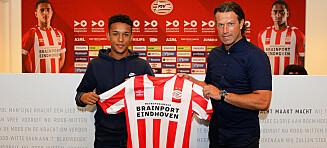 Norsk talent (16) til storklubb