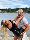 Erik Sæter og Isabelle Eriksen: Bekrefter romanseryktene