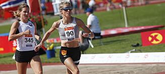Therese Johaug tok konkurrentene på senga da hun sikret NM-gull