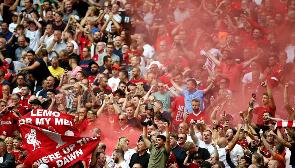 TILGANG: Norske TV-kunder og fotballfans kan nå glede seg over å tilgang til TV 2 Sport 1 kommende sesong. Foto: Nigel French / PA Photos