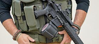 Derfor blir det ikke strengere våpenlover i USA