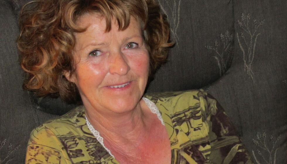 SAVNET: Anne-Elisabeth Hagen har vært savnet siden 31. oktober i fjor. Foto: Privat