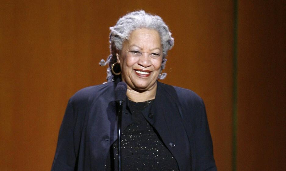 DØD: Toni Morrison gikk bort, 88 år gammel. Foto: NTB Scanpix