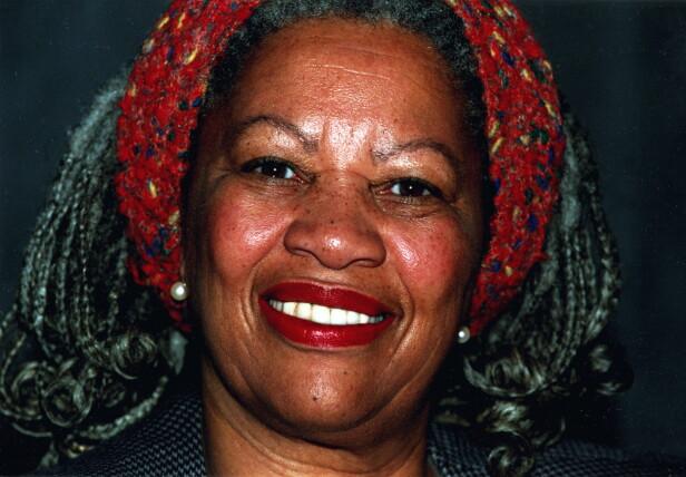 I OSLO: Toni Morrison under Bokmessen i Oslo i 1993. Samme år mottok hun Nobelprisen. Foto: NTB Scanpix