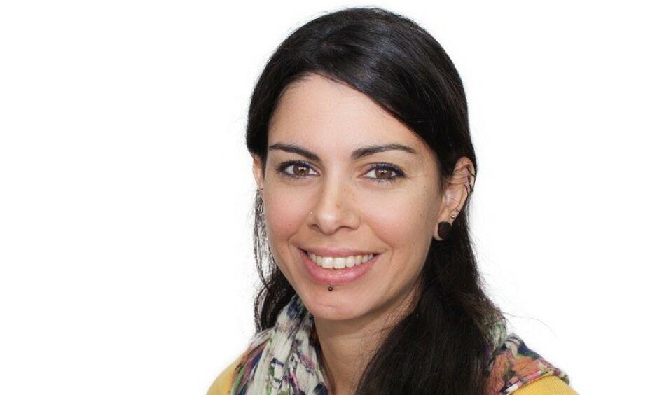 SAVNET: 34 år gamle Natalie Christopher ble meldt savnet mandag etter at hun ikke skal ha kommet tilbake fra en løpetur. Foto: Det europeiske universitetet på Kypros