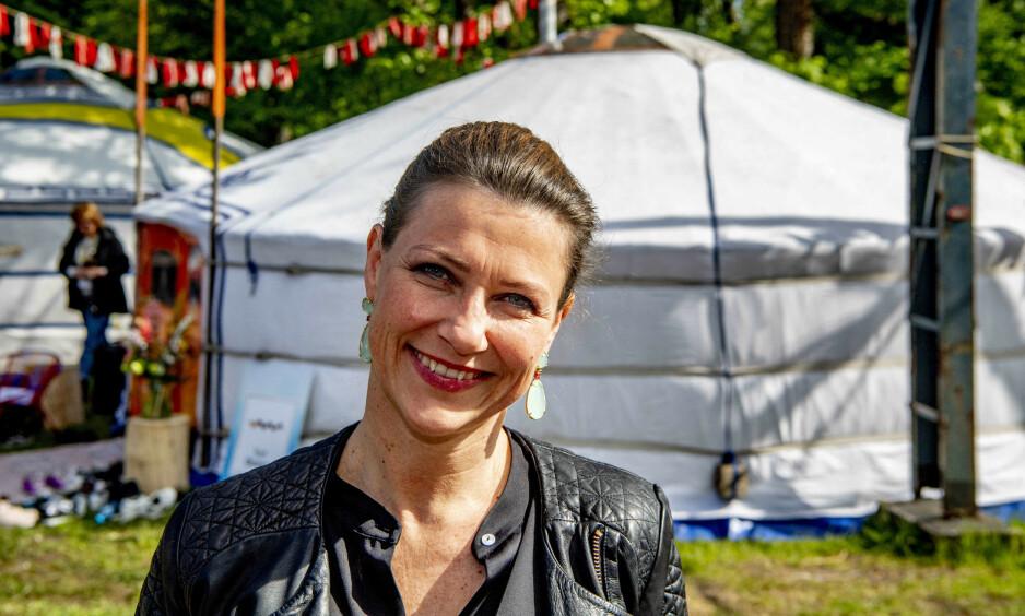 SLUTTER Å BRUKE TITTELEN: Prinsesse Märtha Louise skal ikke lenger bruke sin prinsessetittel i kommersiell sammenheng. Foto: NTB Scanpix