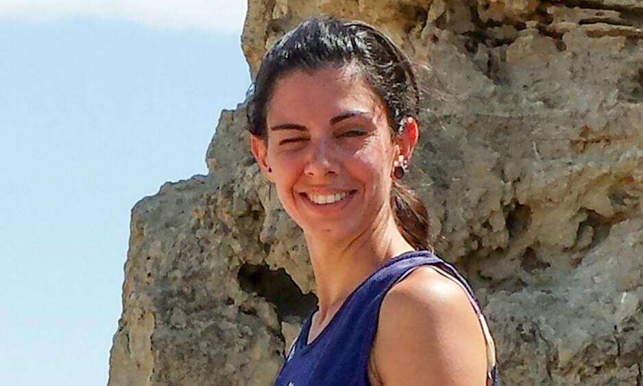 FUNNET DØD: 34 år gamle Natalie Christopher ble meldt savnet mandag etter at hun ikke skal ha kommet tilbake fra en løpetur, nå er hun funnet død på øya. Foto: Bryan Peazon