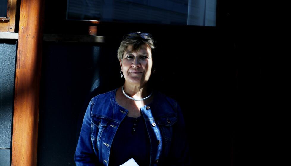 UKJENT: Fagforbundets leder Mette Nord sier det interne Ap-notatet var ukjent for henne. Foto: Siv Seglem / Dagbladet