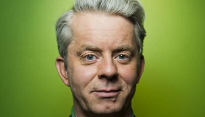 Knut Nærum er helgekommantirist i Dagbladet. Foto: NTB/Scanpix
