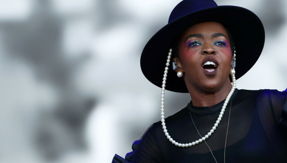 IKON: Lauryn Hill ble et ikon med plata The Miseducation of Lauryn Hill. Foto: NTB Scanpix