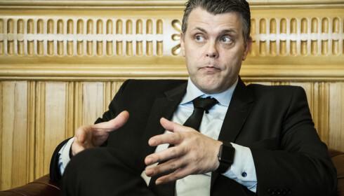 <strong>FORDØMMER ANGREPET:</strong> Jøran Kallmyr. Foto: Lars Eivind Bones/Dagbladet