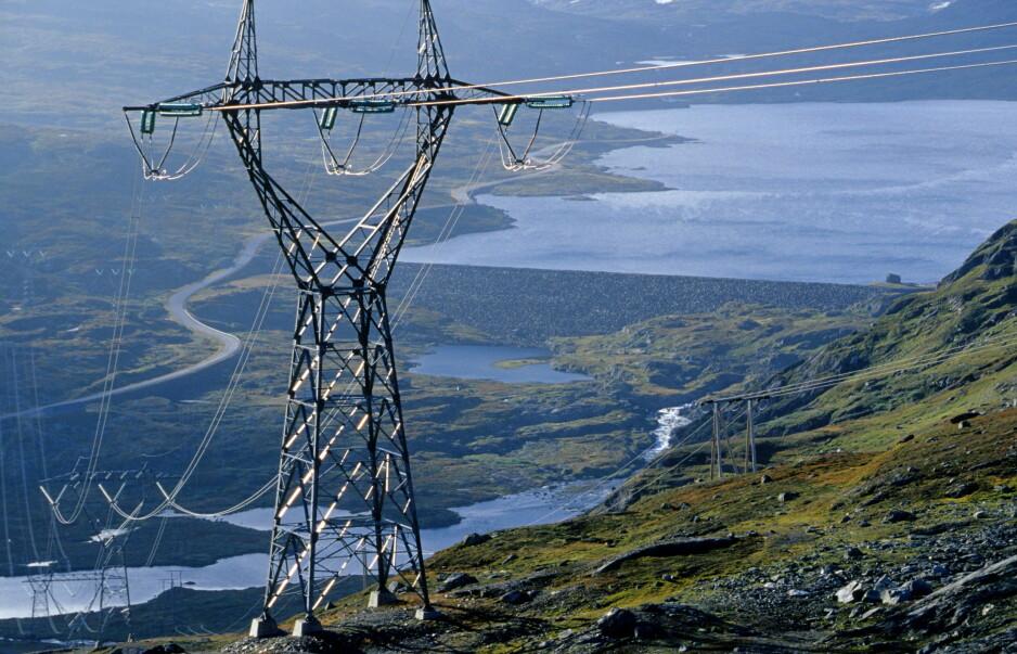 MÅ UTNYTTES BEDRE: Det må legges bedre til rette for modernisering av vannkraftverkene våre, skriver artikkelforfatterne som et svar på konflikten rundt utbygging av vindkraft. Bildet er fra Aurlandsdalen. Foto: Oddmund Lunde / Dagbladet