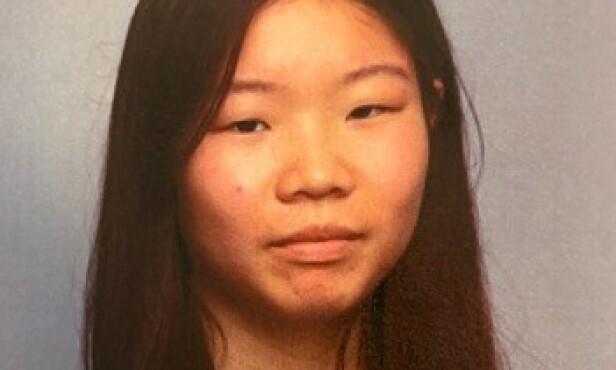 BLE DREPT: Det var 17 år gamle Johanne Zhangjia Ihle-Hansen som ble funnet drept lørdag. Foto: Øystein Andersen / Dagbladet
