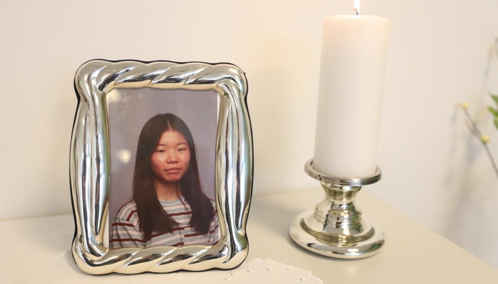MINNESTUND: Tirsdag er det minnestund for den drepte 17-åringen. Foto: Christian Roth Christensen / Dagbladet