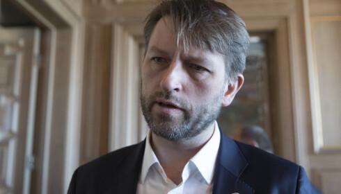 Oslo Høyres byrådslederkandidat Eirik Lae Solberg. Foto: Terje Pedersen / NTB scanpix