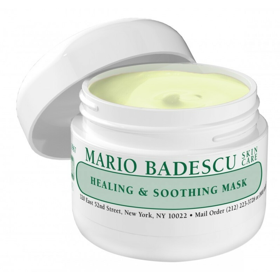 Mask fra | Mario Badescu | https://www.karma.no/mario-badescu-healing-and-soothing-mask-59ml.htm?utm_source=dagbladet.no&utm_medium=content&utm_content=Produkt&utm_campaign=Kaja