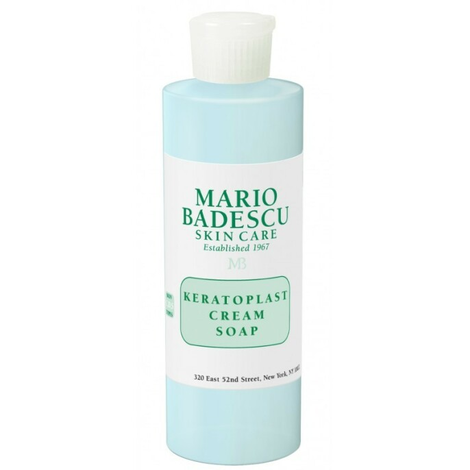 Cream Soap fra | Mario Badescu | https://www.karma.no/mario-badescu-keratoplast-cream-soap-177ml.htm?utm_source=dagbladet.no&utm_medium=content&utm_content=Produkt&utm_campaign=Kaja