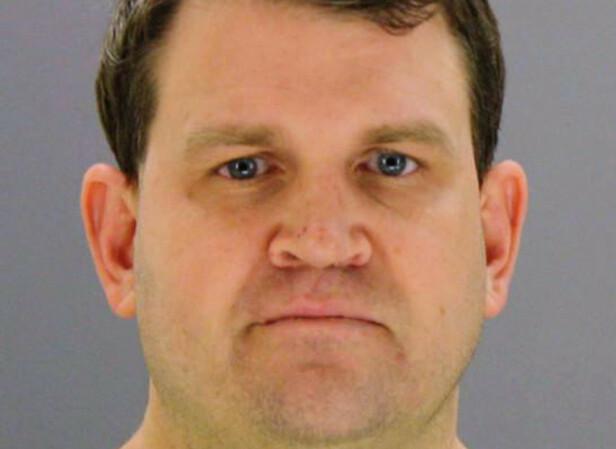 ANKLAGET FOR SKADER OG DØDSFALL: Flere av pasientene til Christopher Duntsch endte opp med permanente lammelser, skader og smerter, og han ble også anklaget for å ha forårsaket to dødsfall. Han soner nå livstidsdom i fengsel. Foto: Dallas County Jail/AP/NTB scanpix