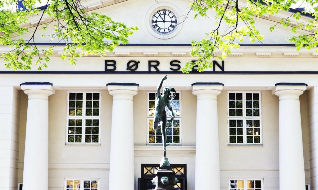 TURBULENS: Vi har lagt bak oss noen turbulente uker på Oslo Børs.Foto: Magnus Rørvik Skjølberg.