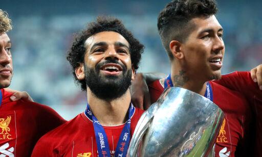 Tror Salah drar innen ett år