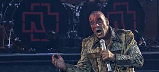Total perfeksjon fra Rammstein