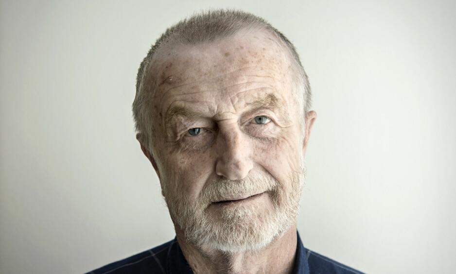 DØD: Den danske Jysk-grunnleggeren Lars Larsen er død. Foto: Niels Ahlmann Olesen / Ritzau / NTB Scanpix