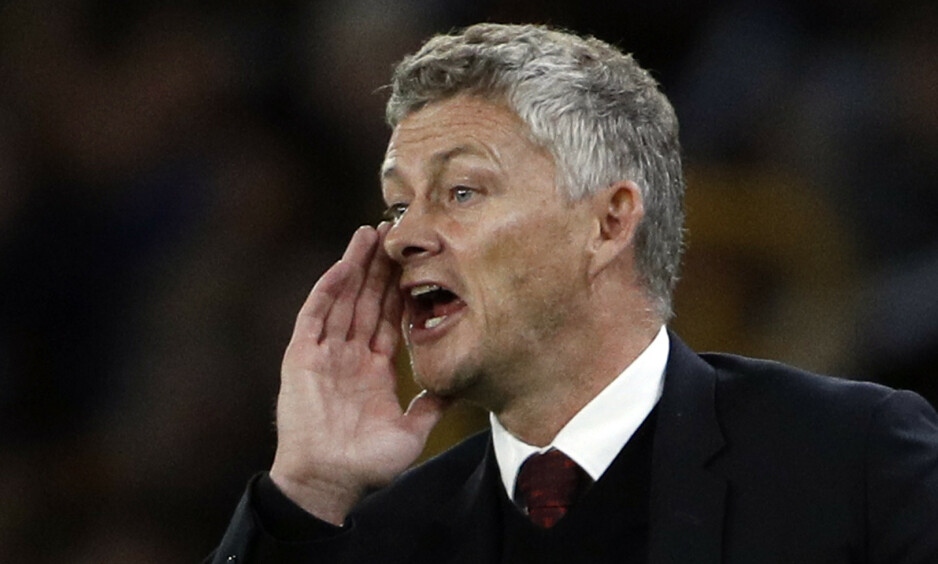 KLAR FOR NY KAMP: Ole Gunnar Solskjær og Manchester United mot Crystal Palace lørdag. Foto: NTB scanpix