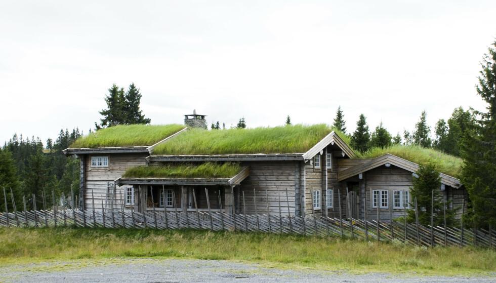<strong>EIENDOMSKATT:</strong> Høyre publiserte en liste med «10 grunner til å stemme Høyre». Her står det blant annet at innbyggere og hytteeiere i kommuner med Høyre-ordfører betaler minst eiendomsskatt. Foto: Berit Roald / NTB Scanpix