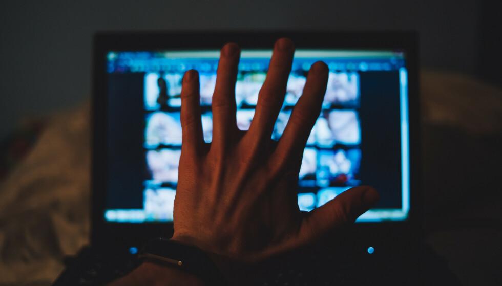 UTSATT: Over en million brukere av den populære pornosida Luscious har fått aktivitet og personlig informasjon eksponert. Illustrasjonsfoto: NTB Scanpix
