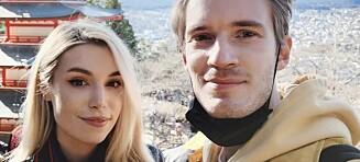Youtube-stjerna giftet seg