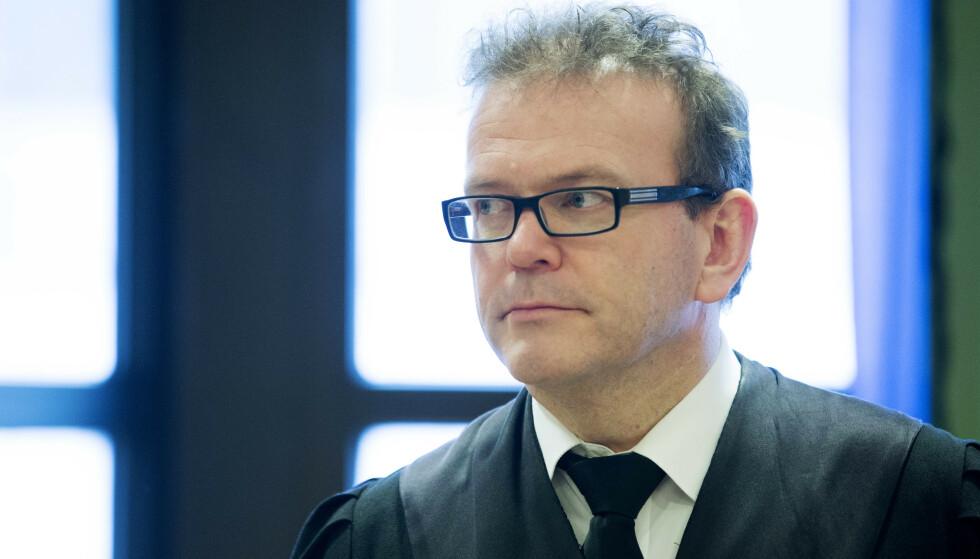 FORSVARER: Einar Råen. Her avbildet i en annen sammenheng. Foto: Håkon Mosvold Larsen / NTB scanpix