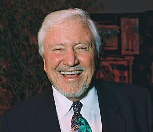 MERV GRIFFIN: TV-programlederen som hadde sitt eget talkshow måtte selge tomta fordi han satt på alt for mange eiendommer. Foto: NTB Scanpix