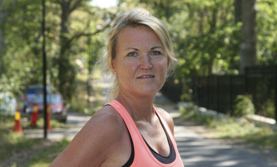 GJORDE ENDRINGER: Annica endret livsstil for å overleve. Foto: Birgitta Rydbeck