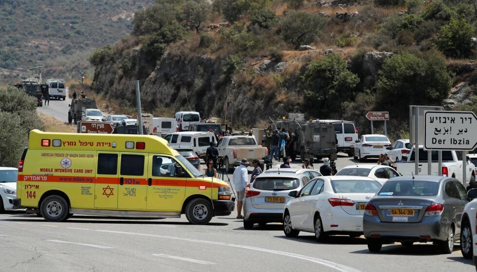 17-ÅRING DREPT: Ingen skal foreløpig ha tatt på seg ansvaret for bomben. Ahmad Gharabli / AFP / NTB scanpix